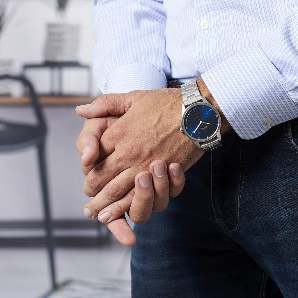 Montre Hugo Casual Bleu - Montres classiques Homme | Histoire d'Or