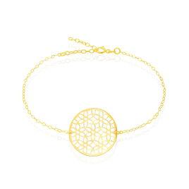 Bracelet Caterina Or Jaune - Bijoux Femme | Histoire d'Or