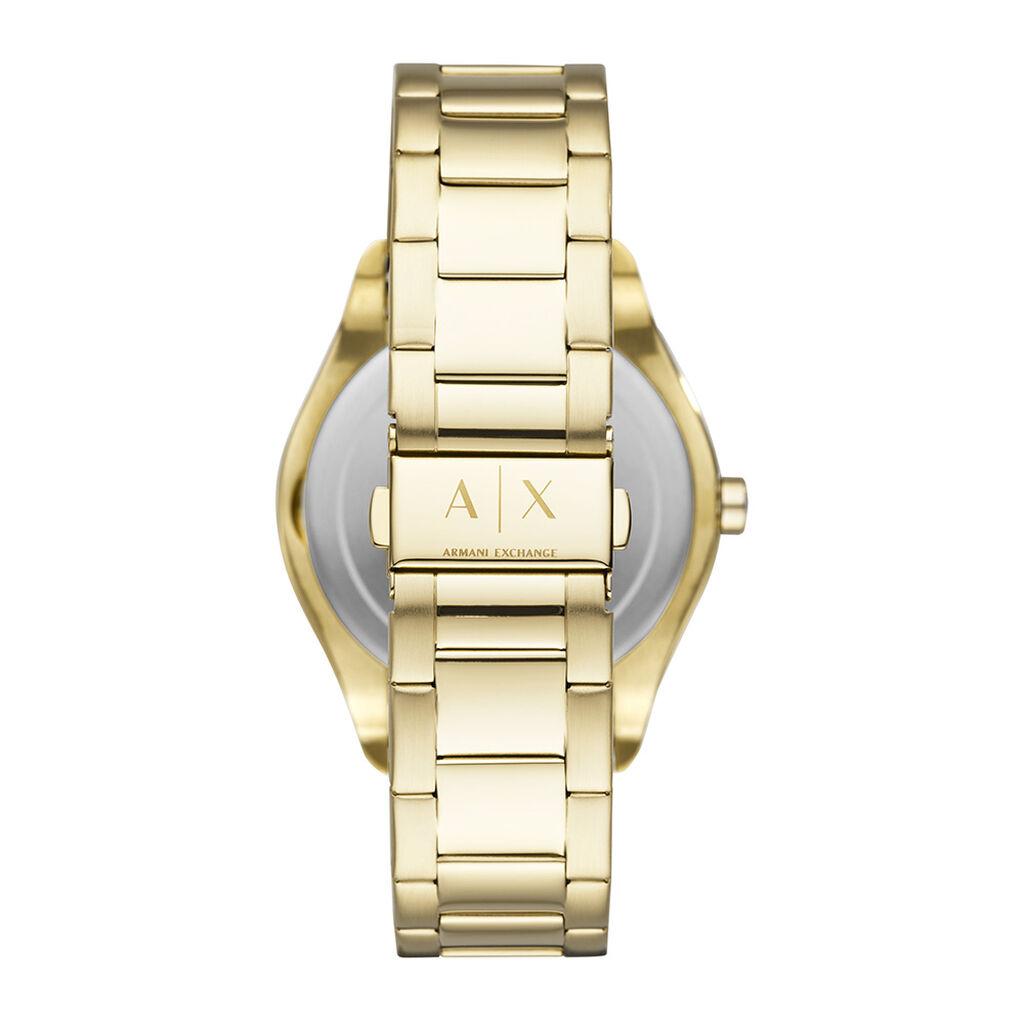 Montre Armani Exchange Fitz Noir - Montres classiques Homme | Histoire d'Or