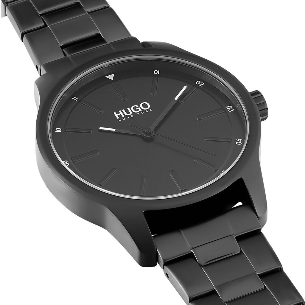 Montre Hugo Casual Noir