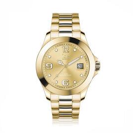 Montre Ice Watch Steel Classic Champagne - Montres classiques Femme | Histoire d'Or