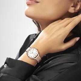 Montre Emporio Armani Kappa Argent - Montres tendances Femme | Histoire d'Or
