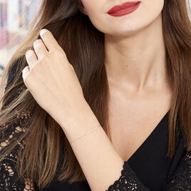 Bracelet Pink Or Rose - Bijoux Femme | Histoire d'Or