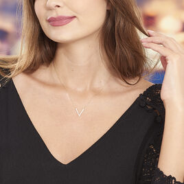 Collier Celene Or Jaune - Bijoux Femme | Histoire d'Or