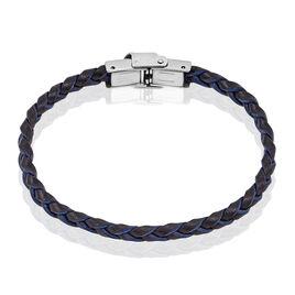 Bracelet Alex Acier Blanc - Bracelets fantaisie Homme   Histoire d'Or