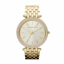 Montre Michael Kors Parker Champagne - Montres tendances Femme | Histoire d'Or