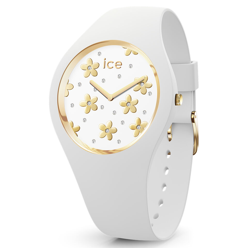 Montre Ice Watch Flower 2 Tons