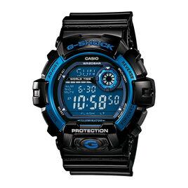 Montre Casio G-shock Blue Trend Noir - Montres sport Homme   Histoire d'Or