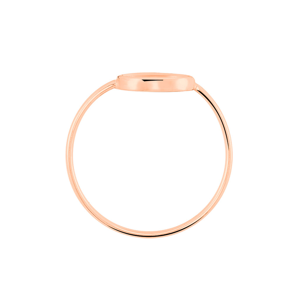 Bague Joana Or Rose Nacre