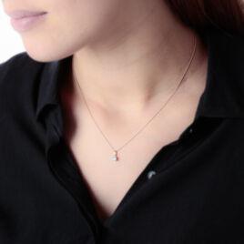 Pendentif Janigae Or Jaune Diamant - Pendentifs Femme | Histoire d'Or