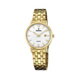 Montre Classique Blanc - Montres tendances Femme   Histoire d'Or