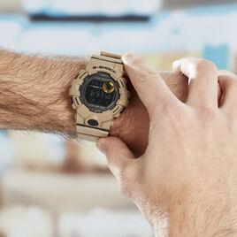 Montre Casio G-shock Ruben Gris - Montres sport Homme | Histoire d'Or