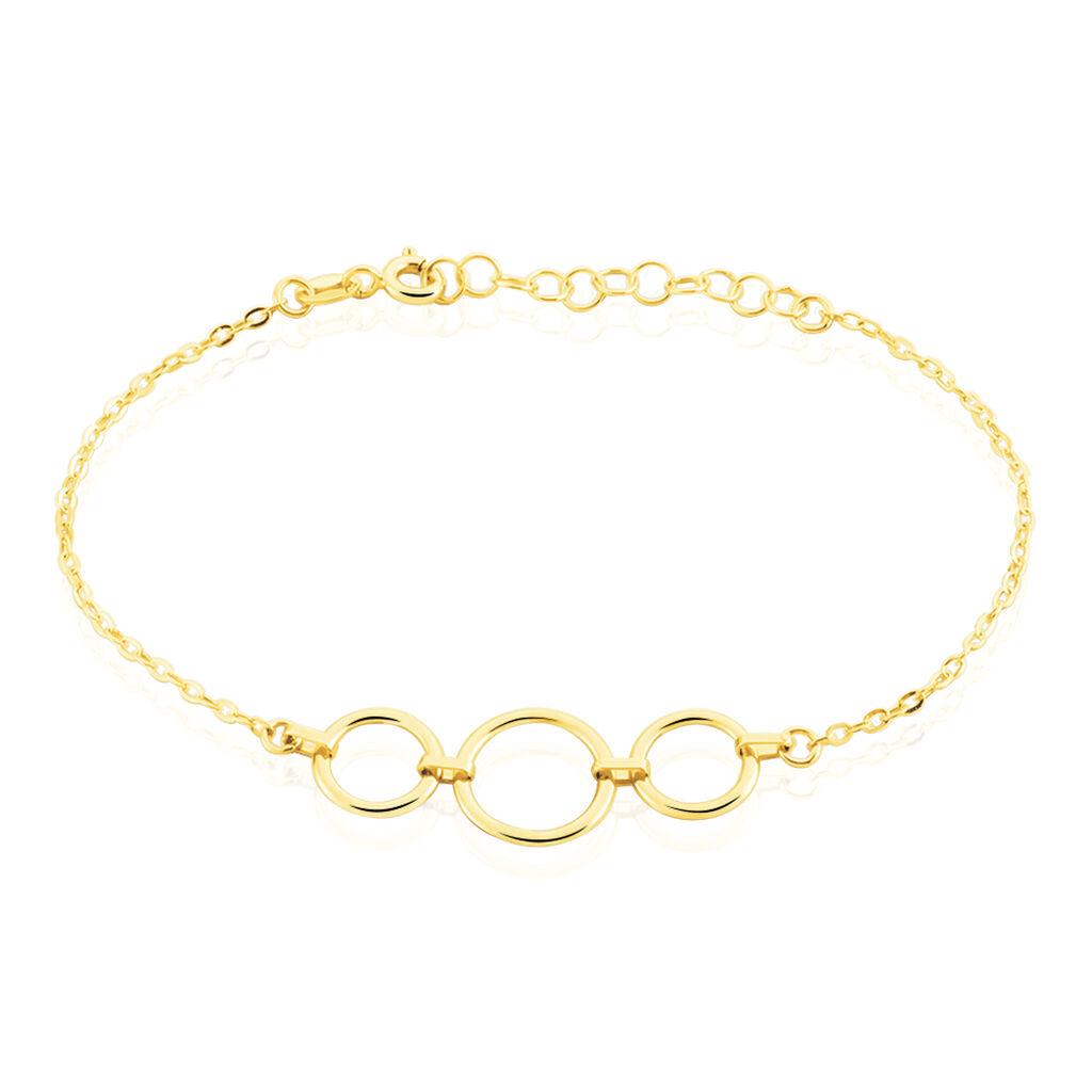 Bracelet Isabela Or Jaune - Bijoux Femme | Histoire d'Or