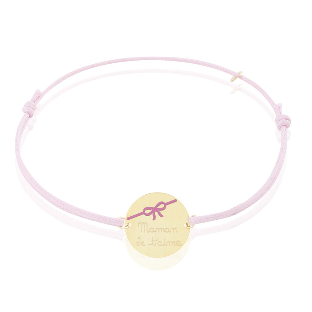 Bracelet Or Jaune - Bracelets Infini Femme | Histoire d'Or