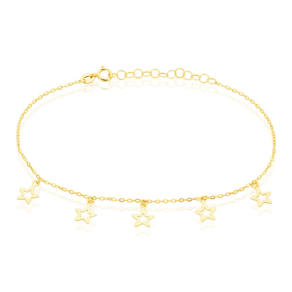 Bracelet Devora Or Jaune - Bijoux Etoile Femme   Histoire d'Or