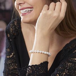Bracelet Merrane Or Jaune Perle De Culture - Bijoux Femme   Histoire d'Or