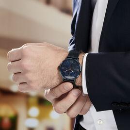 Montre Pierre Lannier Collection Beaucour Bleu - Montres tendances Homme | Histoire d'Or
