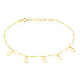 Bracelet Destiny Or Jaune Lune - Bracelets Lune Femme | Histoire d'Or
