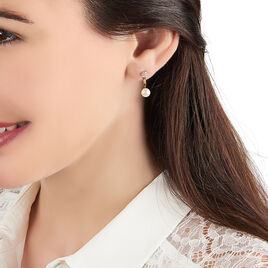 Boucles D'oreilles Madeline Or Jaune  - Ear cuffs Femme | Histoire d'Or