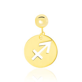 Charms Ludmyla Or Jaune - Pendentifs Zodiaque Femme | Histoire d'Or