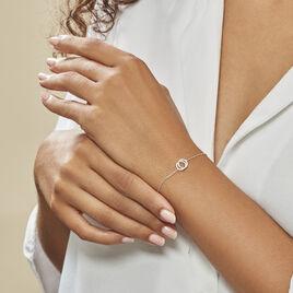 Bracelet Absolu Or Blanc Diamant - Bijoux Femme | Histoire d'Or