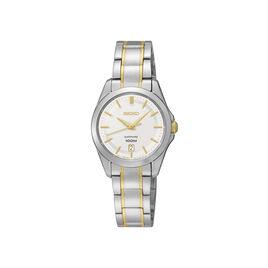 Montre Seiko Classique Blanc - Montres Femme   Histoire d'Or