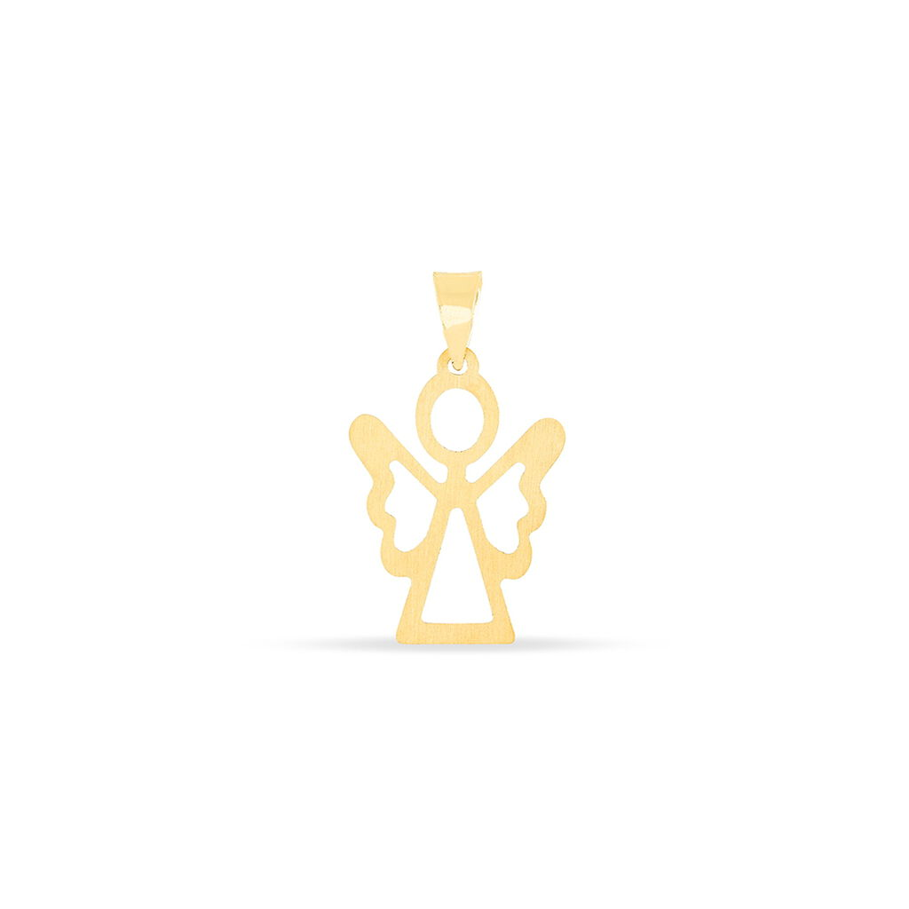 Pendentif Estrellita Ange Or Jaune - Naissance Enfant | Histoire d'Or