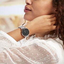 Montre Cluse Minuit Noir - Montres tendances Femme | Histoire d'Or