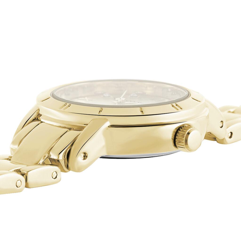 Montre Codhor Inaya Champagne - Montres classiques Femme | Histoire d'Or