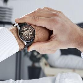 Montre Boss Grand Prix Noir - Montres automatiques Homme | Histoire d'Or