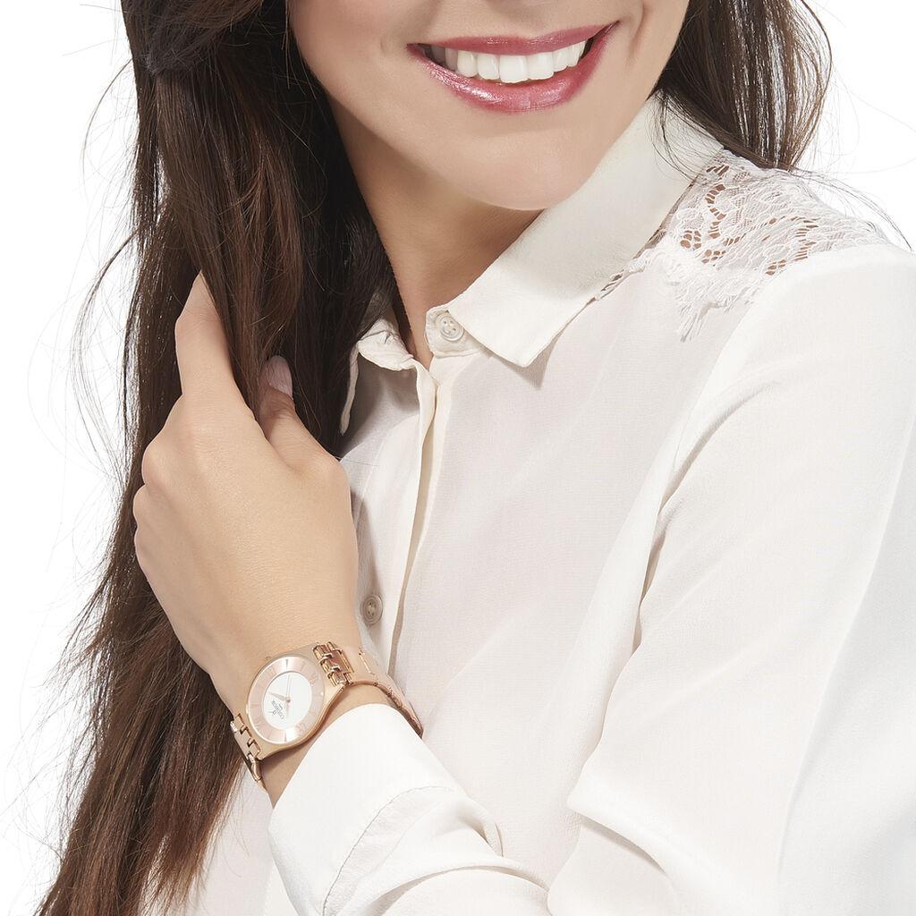 Montre Codhor Chypre Blanc - Montres classiques Femme | Histoire d'Or