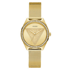 Montre Guess Tri Glitz Champagne - Montres Femme | Histoire d'Or