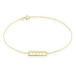 Bracelet Or Jaune - Gourmettes Femme   Histoire d'Or
