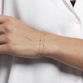Bracelet Or Jaune Migeli - Bijoux Femme | Histoire d'Or