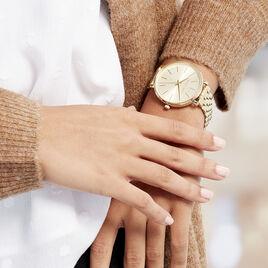 Montre Michael Kors Pyper Champagne - Montres tendances Femme | Histoire d'Or