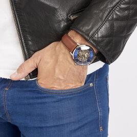 Montre Pierre Lannier Collection Week-end Bleu - Montres automatiques Homme | Histoire d'Or