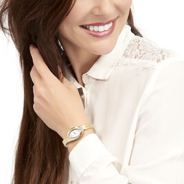 Montre Codhor Trend Perth Blanc - Montres classiques Femme | Histoire d'Or