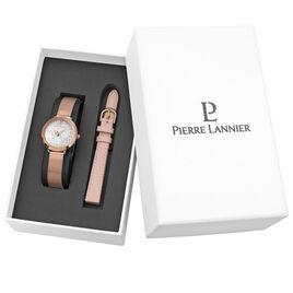 Coffret De Montre Pierre Lannier Coffret Cristal Blanc - Montres tendances Femme | Histoire d'Or