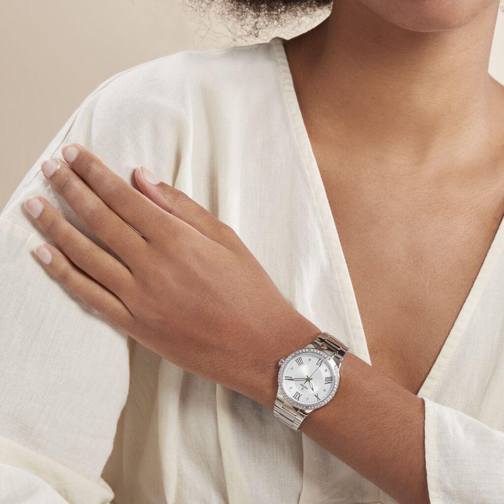 Montre Festina Boyfriend Collection Blanc - Montres classiques Femme | Histoire d'Or