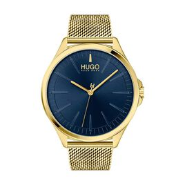 Montre Hugo Smash Bleu - Montres tendances Homme   Histoire d'Or