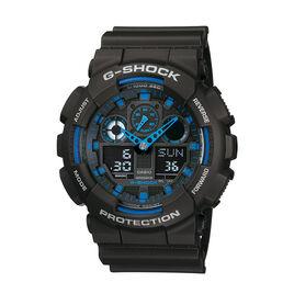 Montre Casio G-shock Blue Trend Nacre - Montres sport Homme | Histoire d'Or