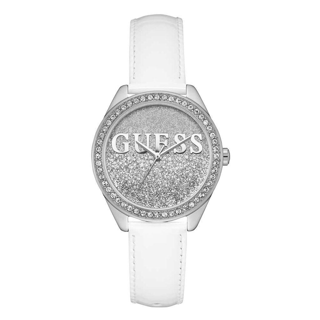 Montre Guess Glitter Argent - Montres tendances Femme   Histoire d'Or