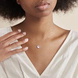Collier Joana Or Rose Nacre - Bijoux Femme | Histoire d'Or
