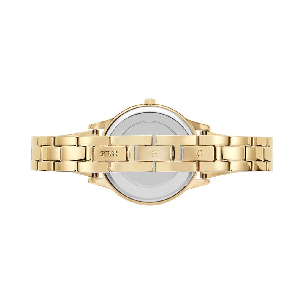 Montre Guess Lola Champagne - Montres tendances Femme   Histoire d'Or