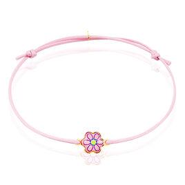 Bracelet Romanella Fleur Or Jaune - Bracelets Naissance Enfant | Histoire d'Or