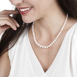 Collier Danilo Baroque Or Jaune Perle De Culture - Bijoux Femme | Histoire d'Or