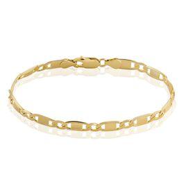 Bracelet Kevan Plaqué Or - Bracelets chaîne Homme | Histoire d'Or