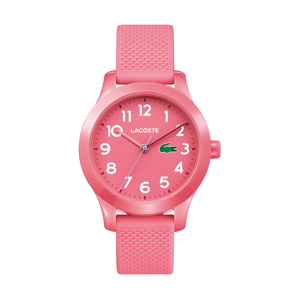 Montre Lacoste Kid 12- Rose