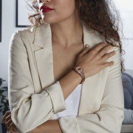 Montre Casio Collection Vintage Bicolore - Montres Femme   Histoire d'Or