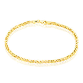 Bracelet Jayna Or Jaune - Bracelets chaîne Femme | Histoire d'Or